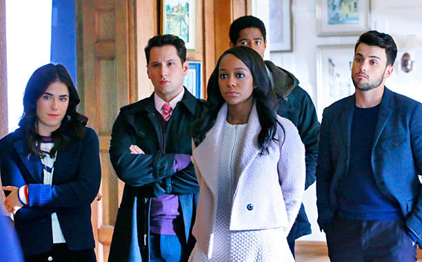 'How to Get Away With Murder' 2×3 Recap: 'It's Called the Octopus'