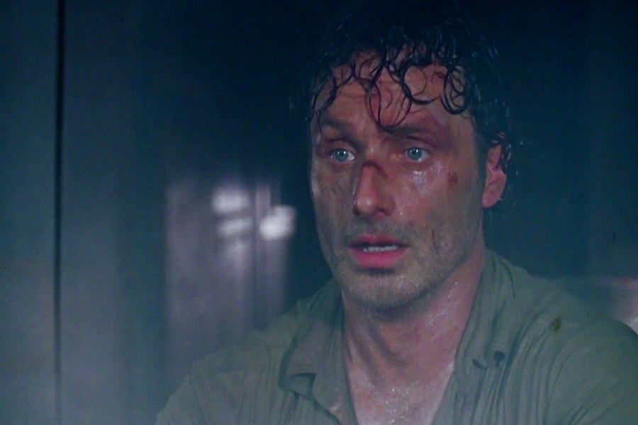 'The Walking Dead' 6×3: Static on the Line