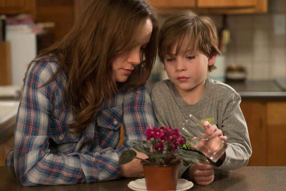 'Room,' Starring Brie Larson, Is a Devastating Study of Survival and Escape