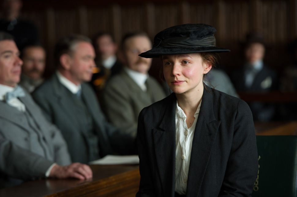 What Women Want: 'Suffragette' Will Pull at Your Heartstrings