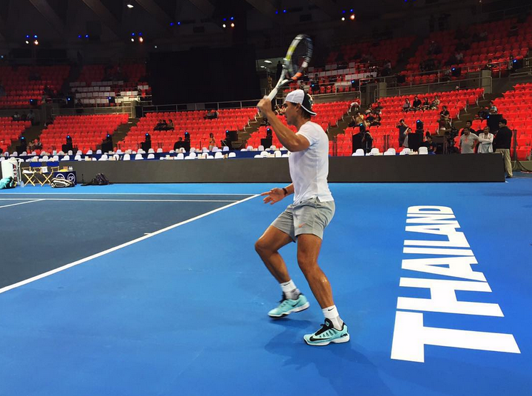 Tennis with Rafael Nadal, Abs With Tyson Beckford: Your Weekly Workout Plan