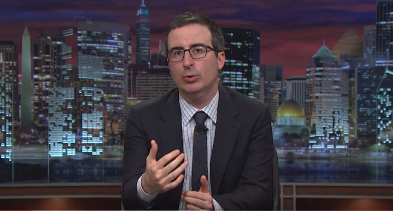 John Oliver's 'Last Week Tonight' Just Revealed Its Surprising Sponsor On Twitter