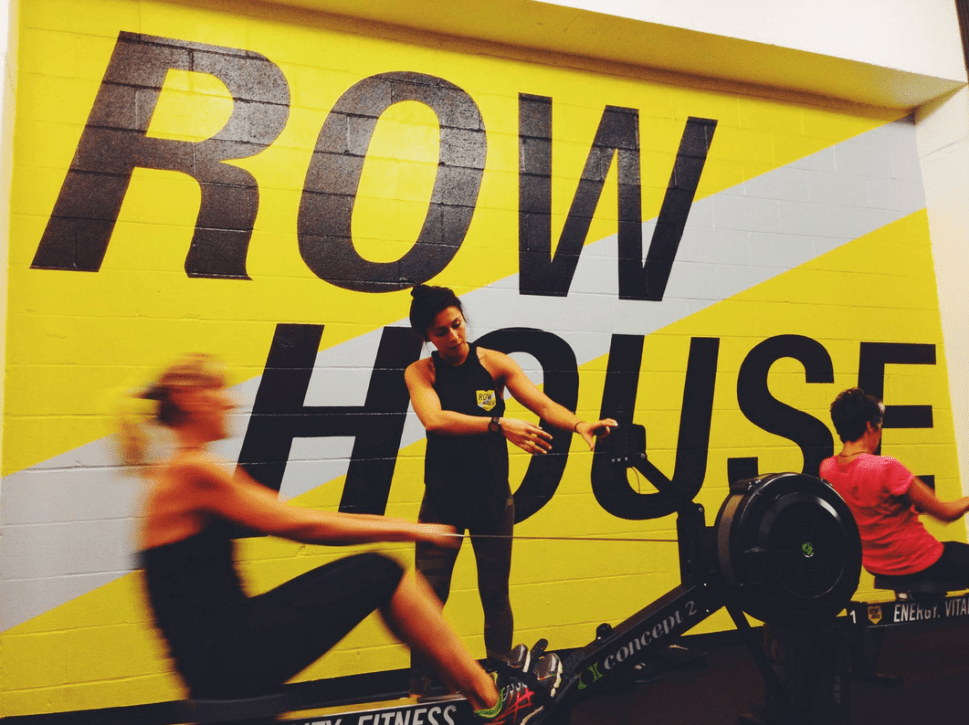 A Trendy New Rowing Studio Is Bringing Full-Body Workouts to Chelsea
