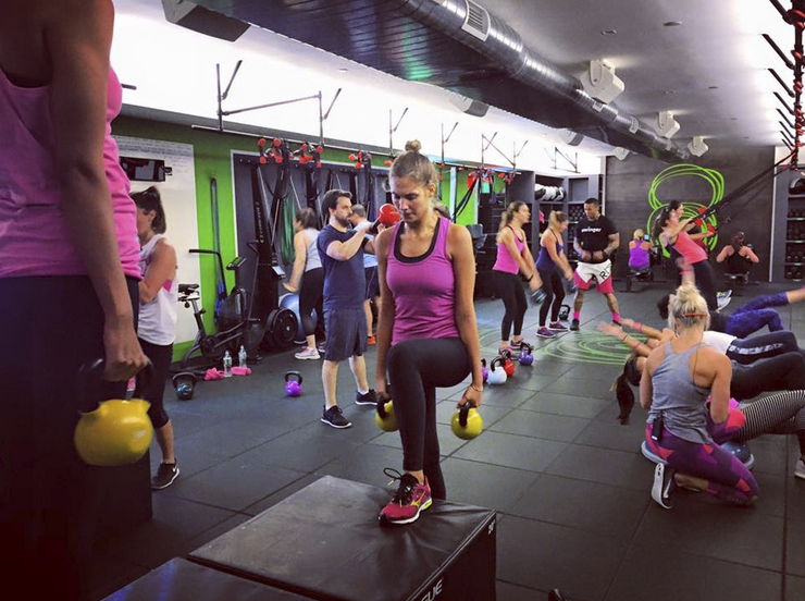 This Weekend, Hit Up NYC's Top Boutique Gyms to Help Empower Young Girls
