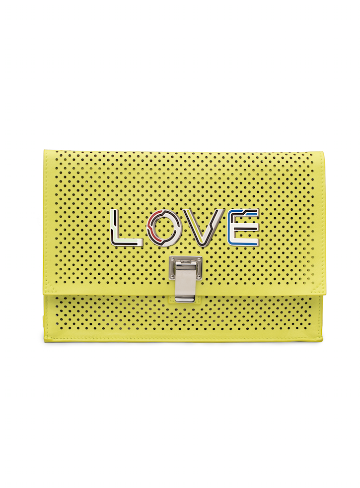 Proenza Schouler Gets Personal With a Pin Collection and Purses to Match