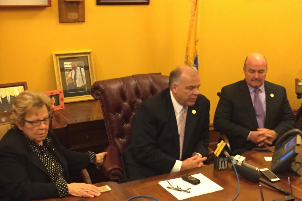 Sweeney Predicts Retaliation Against Override Republicans