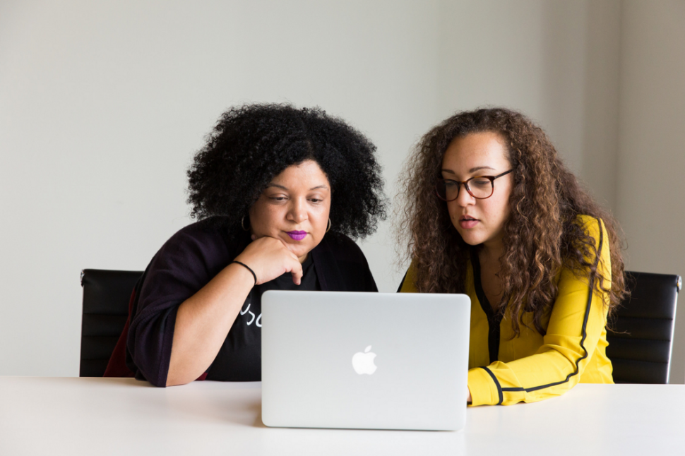 Stock Photos of Women of Color in Tech Now Available for Free