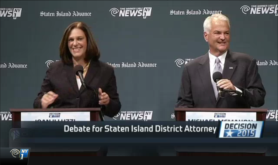 Staten Island DA Race Boils Down to What a District Attorney Should Be