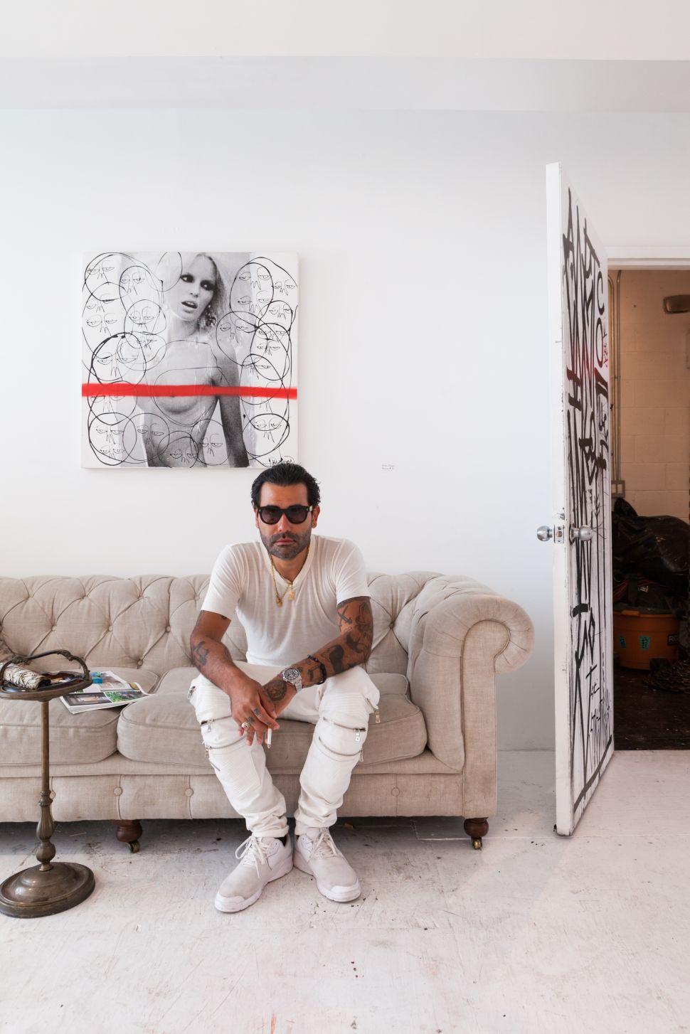 Meet the Graffiti Artist Shaking Up the Fashion World