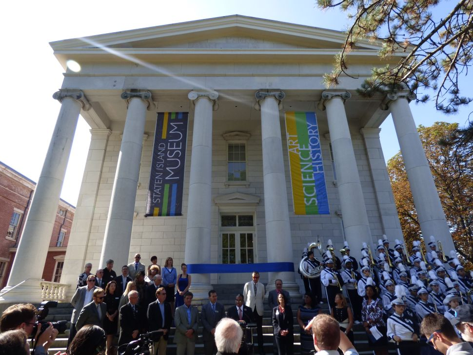 Redeveloped Staten Island Museum Is Just the Beginning
