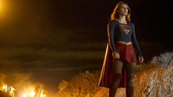 'Supergirl' Cast and Creative Discuss TV's Newest Heroine