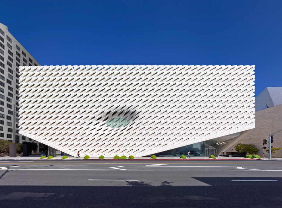 Disgruntled Subcontractor Goes After Eli Broad for $6.9M