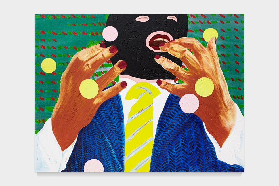 The Atomic Punk: Painter Thomas Lawson Can Still Stir Things Up