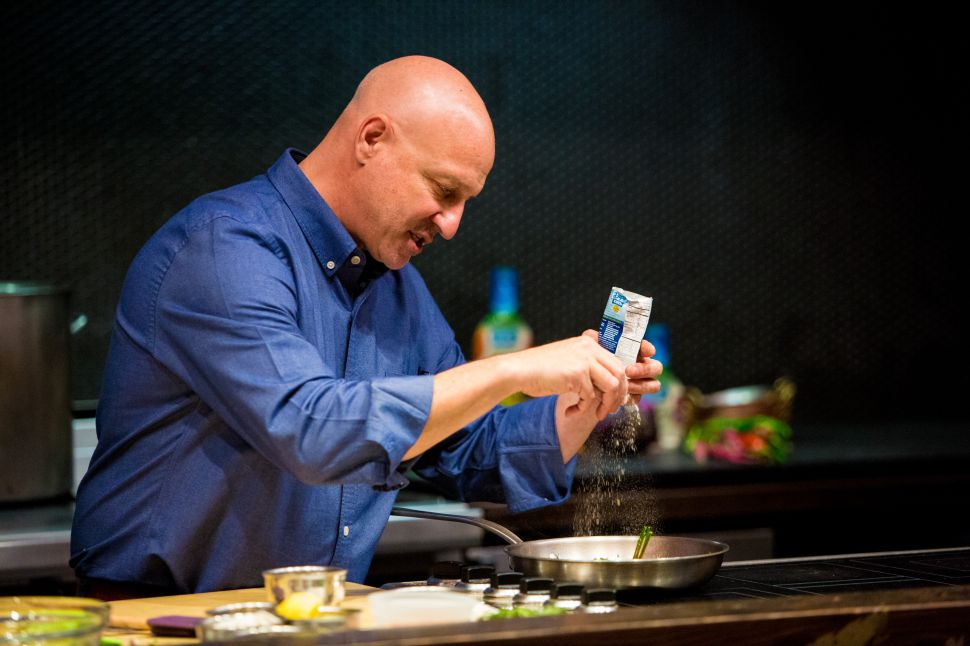How to Not Waste Food: 'Top Chef' Judge Tom Colicchio's 7 Tips