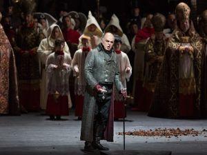 Tosca PHOTO: Marty Sohl/Metropolitan Opera