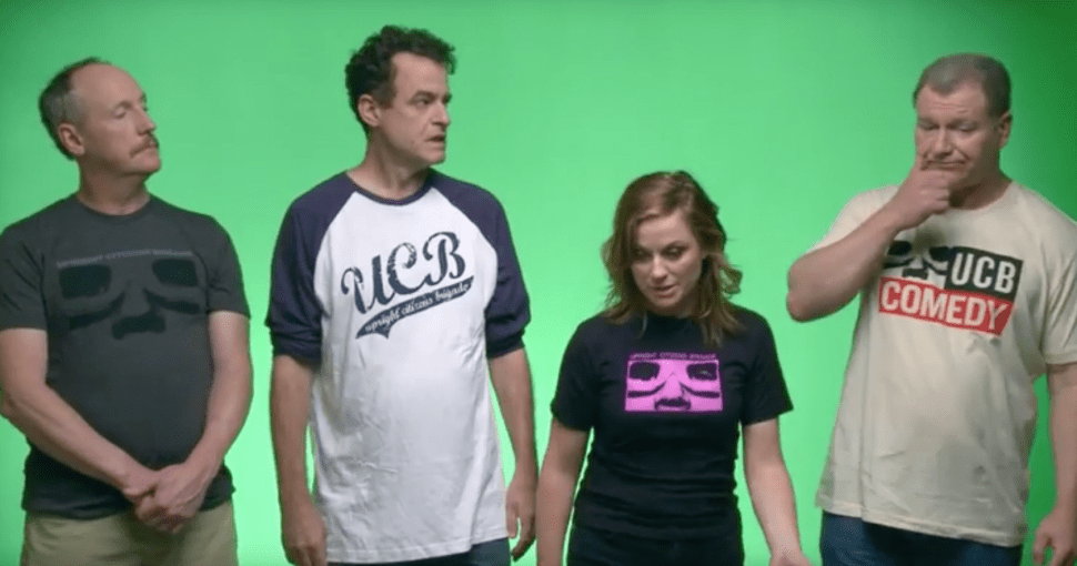 New Comedy Channel Seeso Releases Teasers Starring Dan Harmon, Amy Poehler (Video)