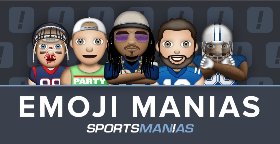Up Your Fantasy Football Trash Talk With Hilarious New NFL Player Emojis