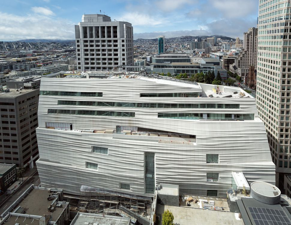SFMOMA to Re-open May 2016, Become Largest Contemporary Art Museum in the Nation