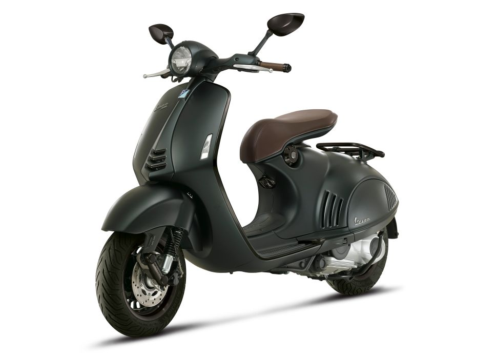 Vespa Scoots in Style With a Little Help From Giorgio Armani