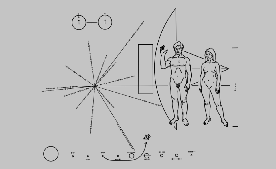 The Voyager Missions Reveal How Humanity Will Greet an Extraterrestrial Species