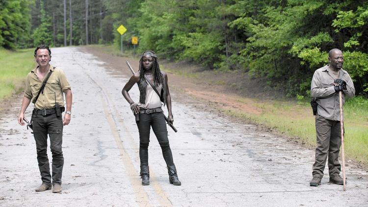 'The Walking Dead' Season 6 Premiere: I Love a Parade