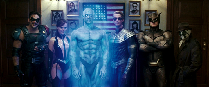 HBO's 'Watchmen' Cast Is Super Weird, But Super Interesting