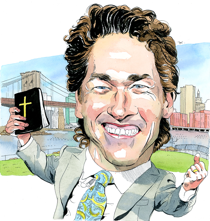 Joel Osteen: Would Jesus Christ be a Good President?
