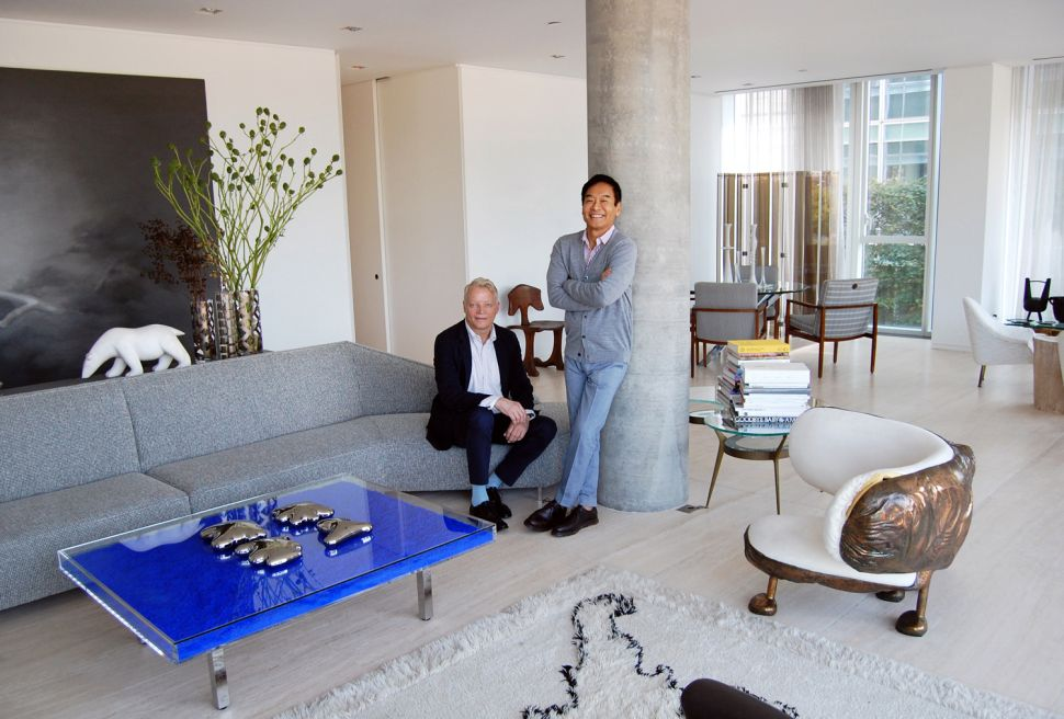 At Home With George Yabu And Glenn Pushelberg