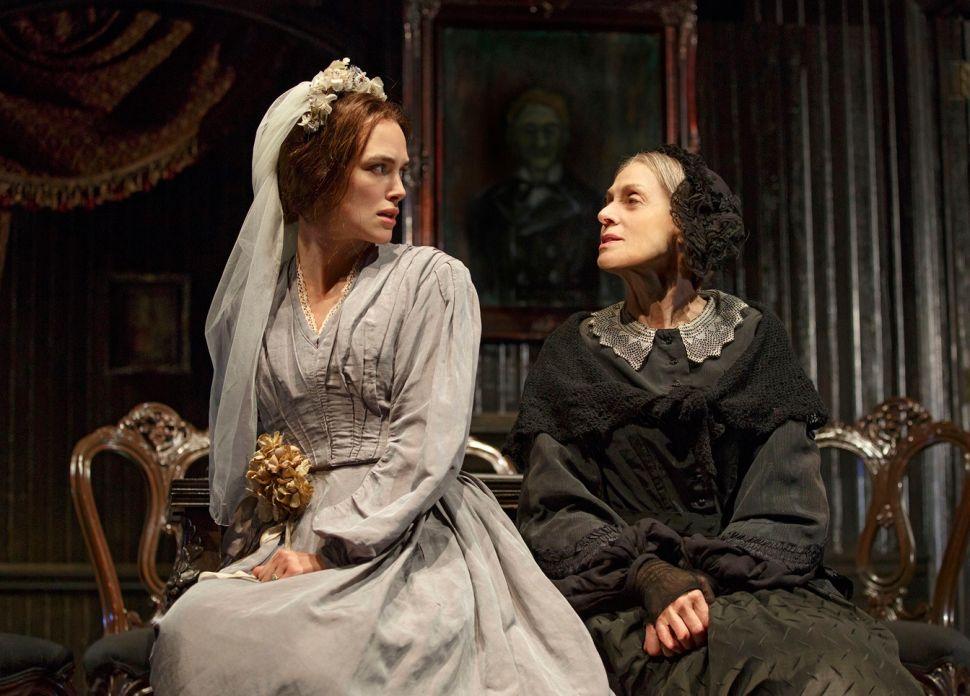 Keira Knightley Tackles the Stage Prematurely in Zola's Dark 'Thérèse Raquin'