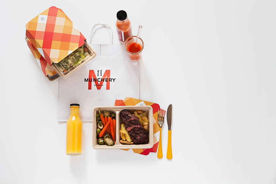 For New Yorkers, Will Gourmet Delivery Become the New Seamless?
