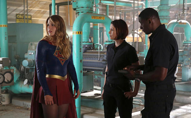 'Supergirl' Recap 1×02: The Editrix of Krypton