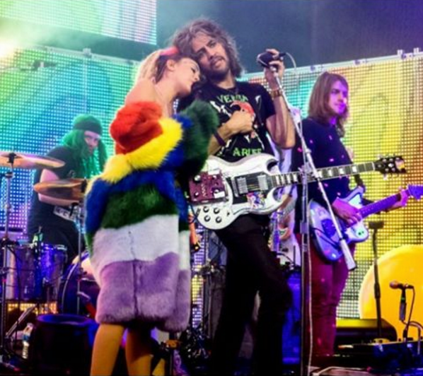 Wayne Coyne Reveals the Secret to His Kinship With Miley Cyrus