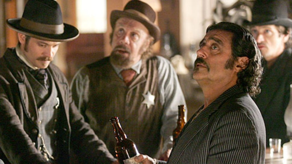 A Millennial Reviews: Giving Thanks for 'Deadwood'