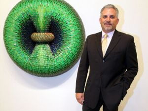 MIAMI, FL - FEBRUARY 14: Nick Korniloff attends Art Wynwood Fair VIP Reception on February 14, 2013 in Miami, Florida. (Photo by Aaron Davidson/Getty Images)