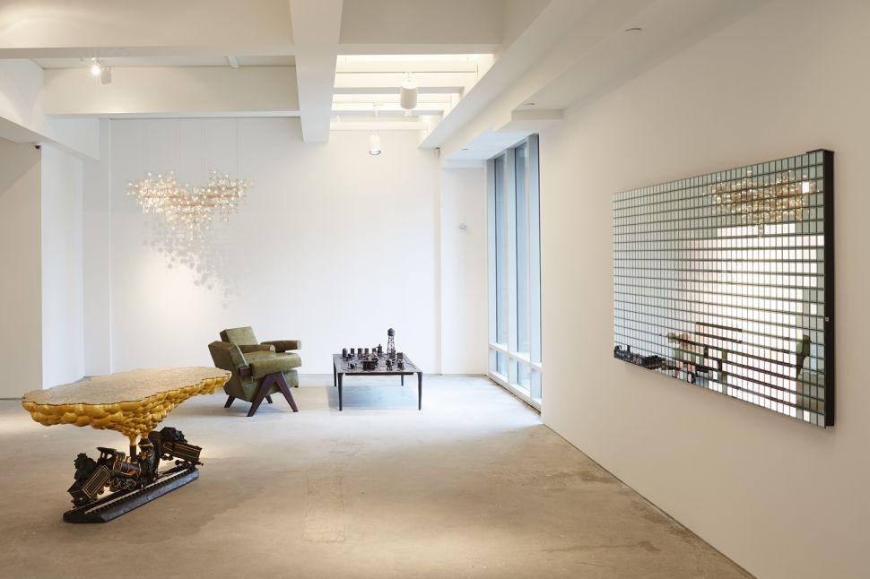 Ingrid Donats Origins at Carpenters Workshop Gallery