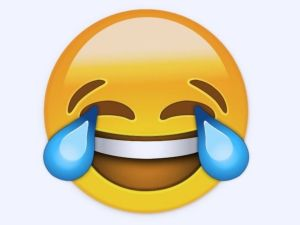 In a year when an emoji was Oxford Dictionaries' Word of the Year, it makes sense there were several tech terms on the shortlist. (Photo: Screenshot)