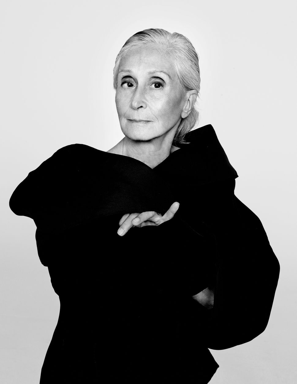 After 50 Years Twyla Tharp Is Still at the Top of Her Game