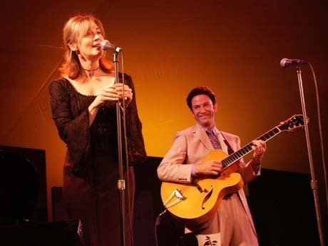 Is There Better Music for Fall in NY Than John Pizzarelli & Jessica Molaskey?