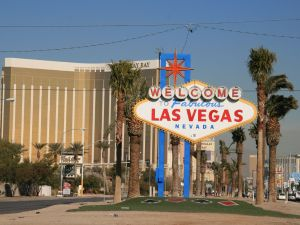 Las Vegas is an awesome city, but you won't see that in Joseph Griffin's vacation video. (Photo: Google Commons)