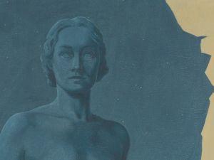 René Magritte, Le miroir universal, (1938-1939). (Photo: Christie's)