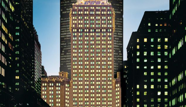 230 Park Avenue in Manhattan (Photo Courtesy of CoStar Group).