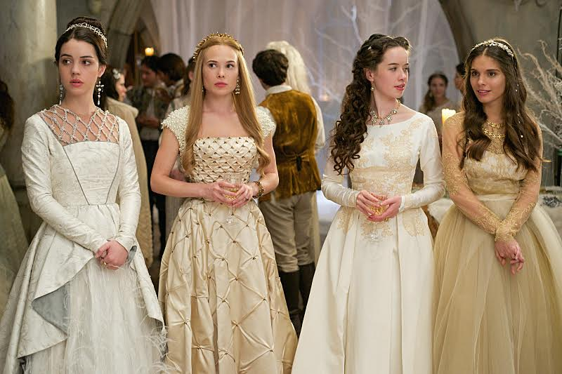 Reign's Costume Designer on Dressing Teens in Vintage and Valentino