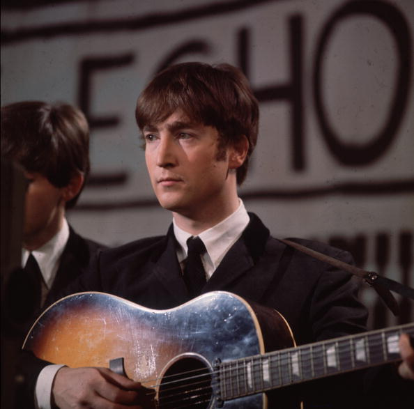 John Lennon's Guitar Auctioned for $2.4M, Space Invader Comes to NY, and More