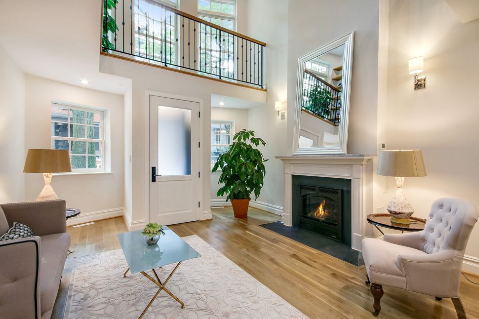 Parking Lot, No More: A Townhouse in Boerum Hill Offers Five Floors of Luxury