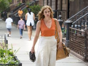 Alison (Ruth Wilson) goes to Brooklyn on The Affair. (Showtime)