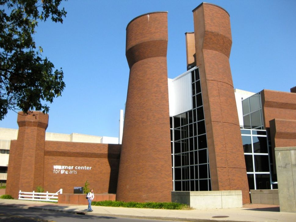 Shots Fired and a Suicide Inside the Wexner's Picasso Show