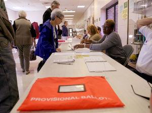 Among Democrats, Mixed Opinions on Handling of Missing Ballots