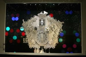 The 2015 Lord & Taylor holiday windows (Photo: Courtesy Lord & Taylor).