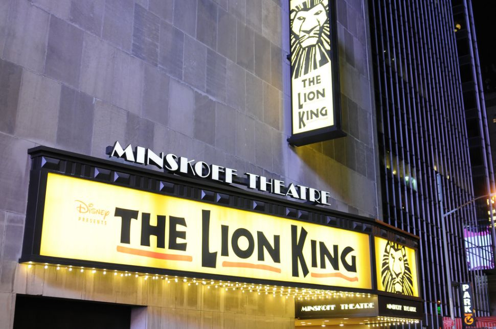 'Lion King' Video Shows Potential for Virtual Reality in Theater