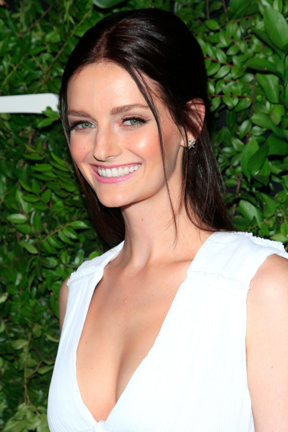 Lydia Hearst Is Over 57th Street